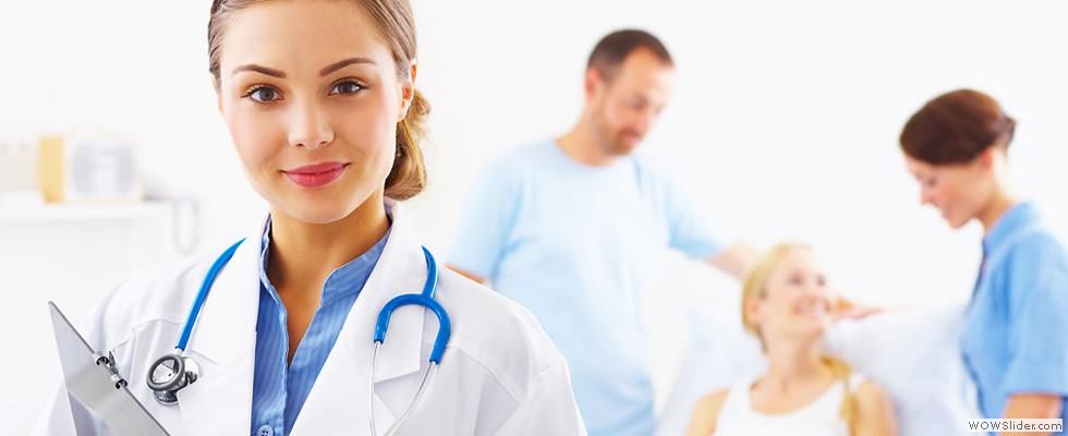 Atendimento exclusivo para Hospitais